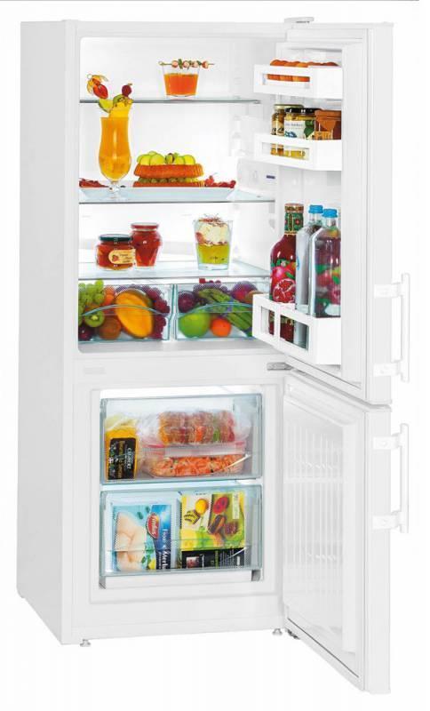 Холодильник Liebherr CU 2311 белый - фото 2