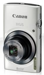 Фотоаппарат Canon IXUS 160 белый - фото 1