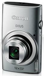 Фотоаппарат Canon IXUS 170 серебристый - фото 1