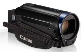 Видеокамера Canon Legria HF R606 черный - фото 2