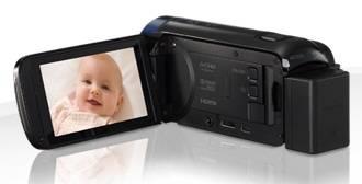 Видеокамера Canon Legria HF R606 черный - фото 4