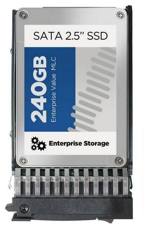 Накопитель SSD HPE 1x240Gb (728735-B21) - фото 1