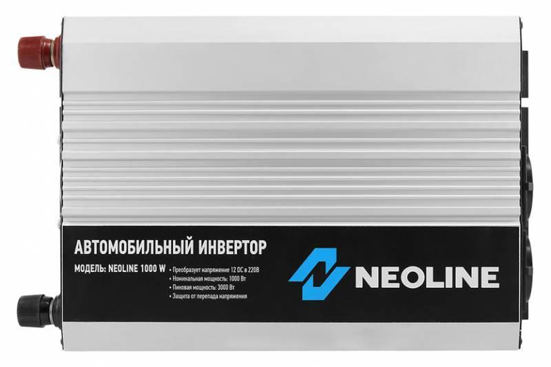 Преобразователь напряжения Neoline 1000W - фото 1
