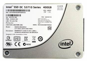 ���������� SSD 400Gb Intel DC S3710 SSDSC2BA400G401 SATA III