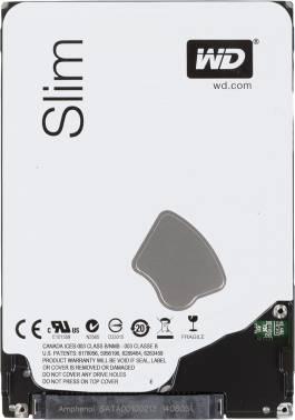 Жесткий диск 1Tb WD Blue WD10SPCX SATA-III