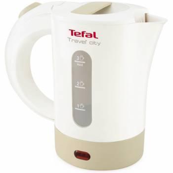 Чайник электрический Tefal KO120130 белый/бежевый (7211001544)