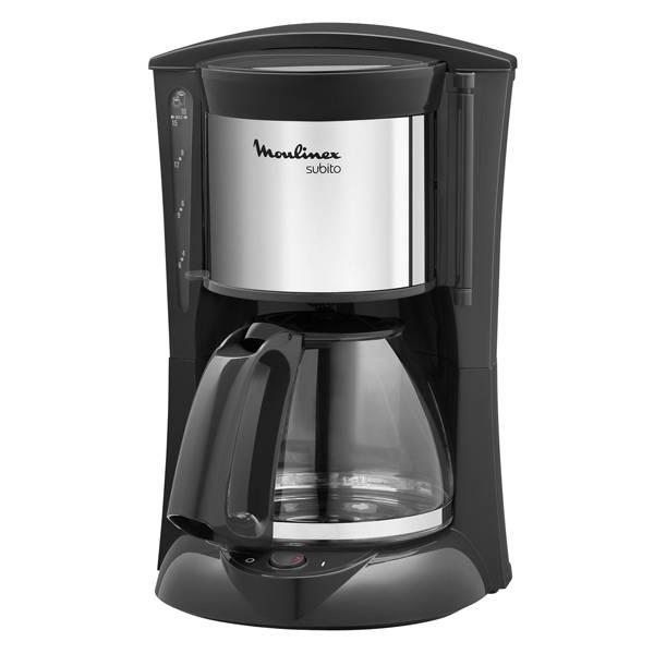 Кофеварка капельная Moulinex FG360830 черный (7211001550) - фото 1