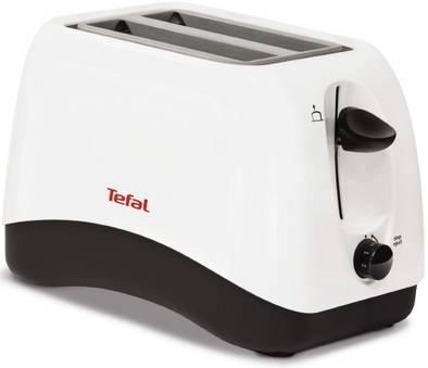 Тостер Tefal TT130130 белый - фото 1