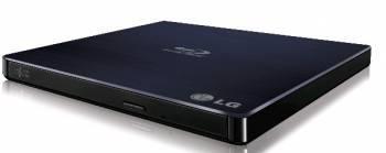 Оптический привод LG BP50NB40 черный USB slim