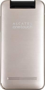 Мобильный телефон Alcatel OneTouch 2012D золотистый