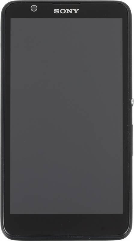 Смартфон Sony Xperia E4 E2105 8ГБ черный - фото 1