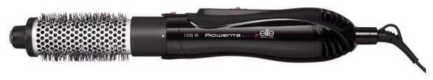 Фен-щетка Rowenta CF8242 черный/розовый - фото 1
