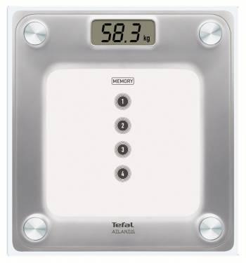 Весы напольные электронные Tefal PP3020V1 белый (2100086098)