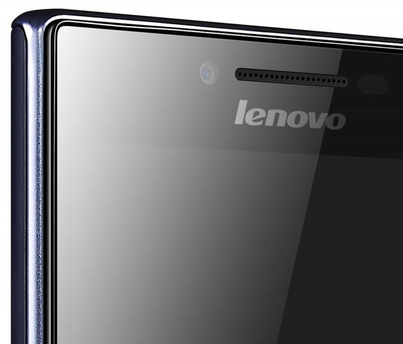 Смартфон Lenovo P70 16ГБ синий - фото 4