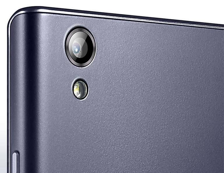 Смартфон Lenovo P70 16ГБ синий - фото 6
