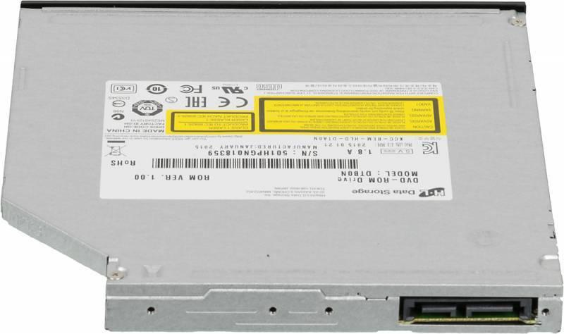 Привод LG DTС0N черный SATA slim - фото 2