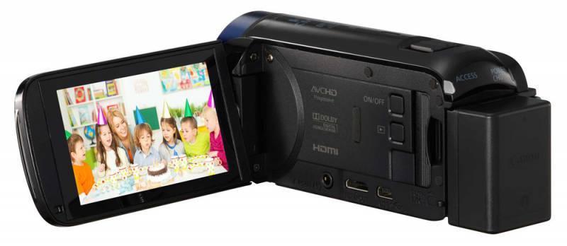 Видеокамера Canon Legria HF R68 черный - фото 4