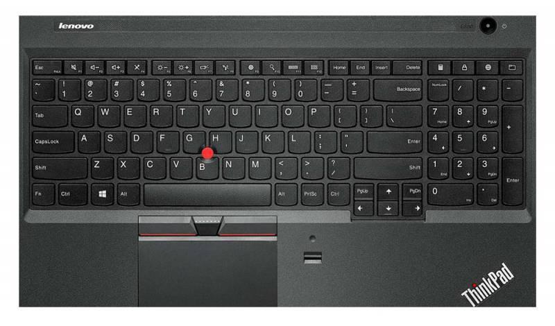 "Ноутбук 15.6"" Lenovo ThinkPad Edge E550 черный - фото 3"