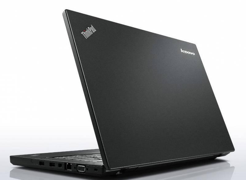 "Ноутбук 14"" Lenovo ThinkPad L450 черный - фото 7"