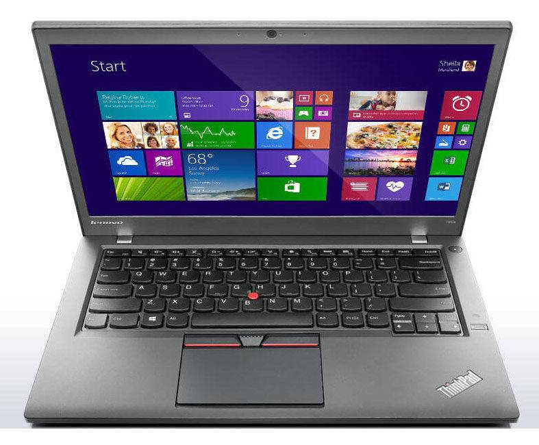 "Ноутбук 14"" Lenovo ThinkPad T450s черный - фото 1"