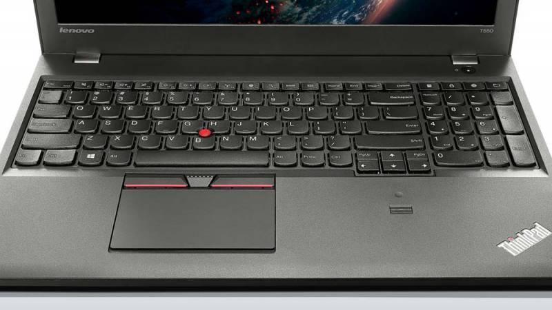 "Ноутбук 15.6"" Lenovo ThinkPad T550 черный - фото 3"