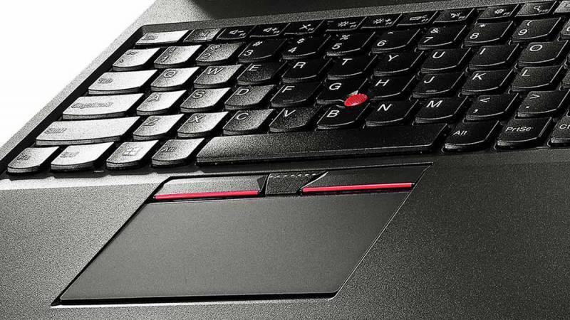 "Ноутбук 15.6"" Lenovo ThinkPad T550 черный - фото 4"