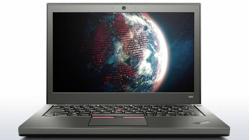 "Ноутбук 12.5"" Lenovo ThinkPad X250 черный - фото 1"