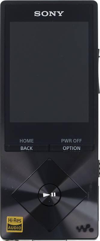mp3-плеер 16Gb Sony NWZ-A15 черный - фото 1