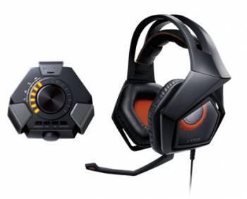 Наушники с микрофоном Asus Strix DSP черный