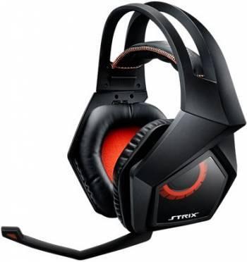 Наушники с микрофоном Asus Strix 2.0 черный (90YH00H1-B1UA00)