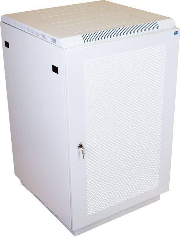 Шкаф коммутационный ЦМО ШТК-М-22.6.10-4ААА 22U серый - фото 1