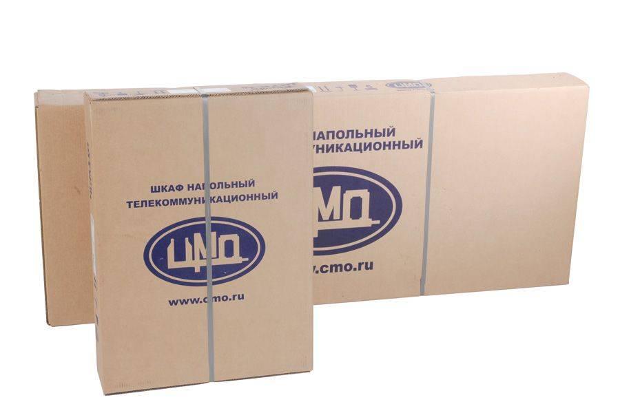 Шкаф коммутационный ЦМО ШТК-М-22.6.10-4ААА 22U серый - фото 2
