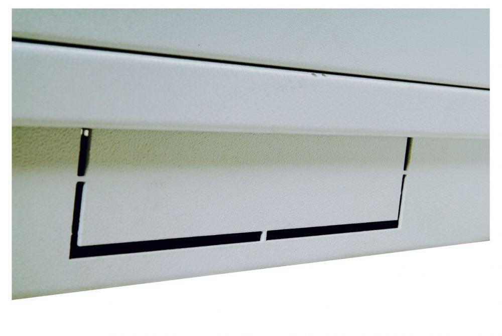 Шкаф коммутационный ЦМО ШТК-М-22.6.10-4ААА 22U серый - фото 3