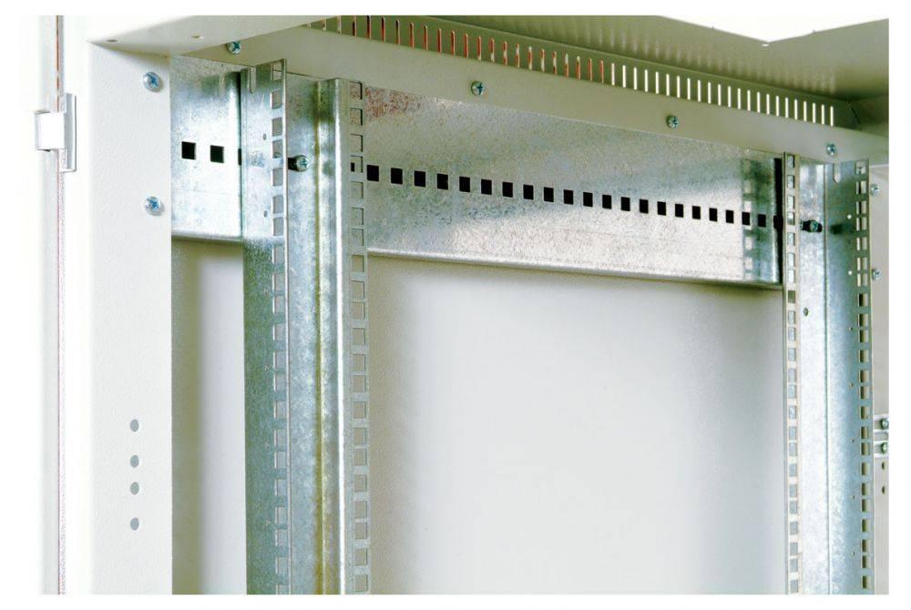 Шкаф коммутационный ЦМО ШТК-М-22.6.10-4ААА 22U серый - фото 5