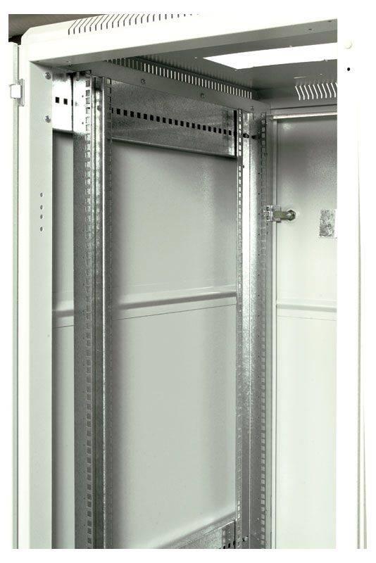 Шкаф коммутационный ЦМО ШТК-М-22.6.10-4ААА 22U серый - фото 6