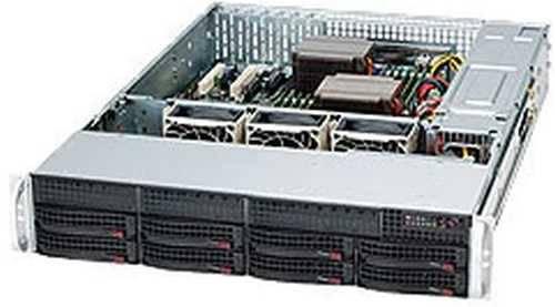Корпус SuperMicro CSE-825TQ-600LPB 600 Вт (CSE-825TQ-600LPB) - фото 1