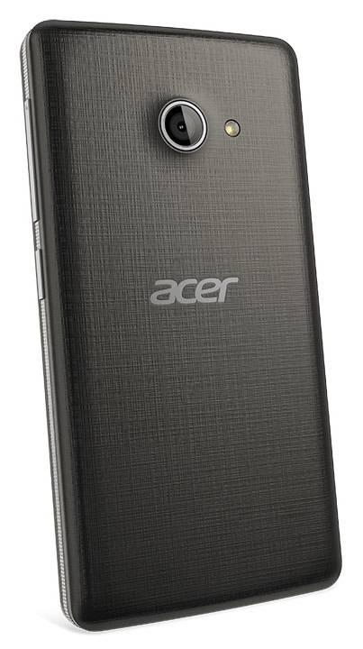 Смартфон Acer Liquid Z220 8ГБ черный - фото 2