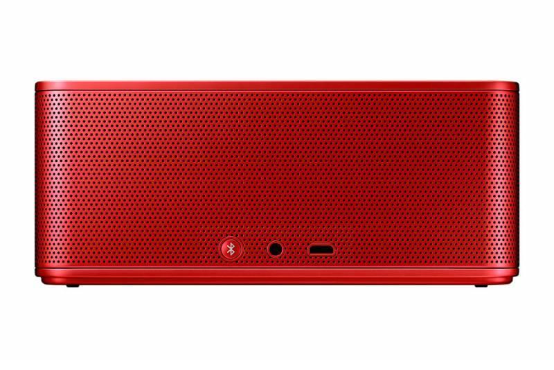 Акустическая система Mono Samsung Level Box Mini красный - фото 2