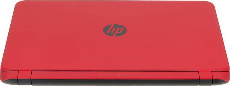 """Ноутбук 15.6"""" HP Pavilion 15-p209ur (L1S88EA) красный - фото 4"""