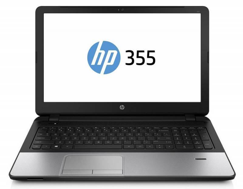 """Ноутбук 15.6"""" HP 355 G2 серебристый - фото 1"""
