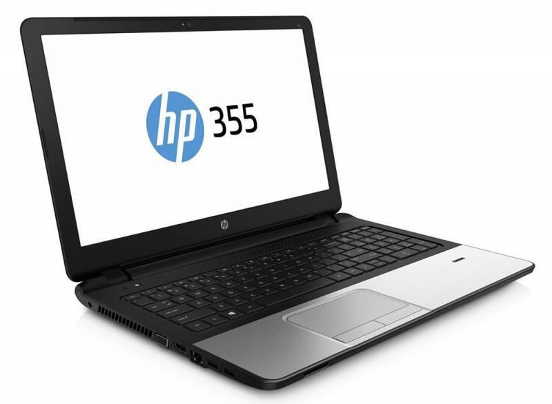 """Ноутбук 15.6"""" HP 355 G2 серебристый - фото 2"""