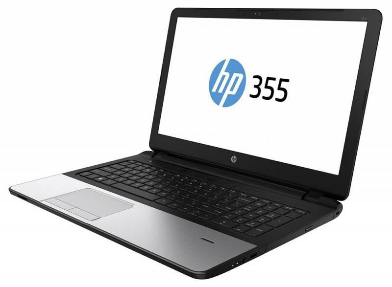 """Ноутбук 15.6"""" HP 355 G2 серебристый - фото 3"""