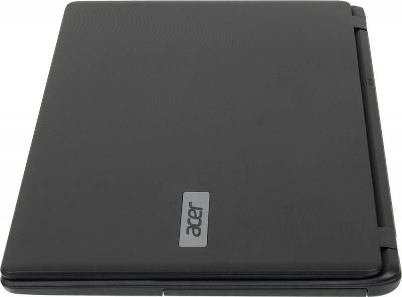 """Ноутбук 15.6"""" Acer Extensa EX2508-P2TE черный - фото 4"""