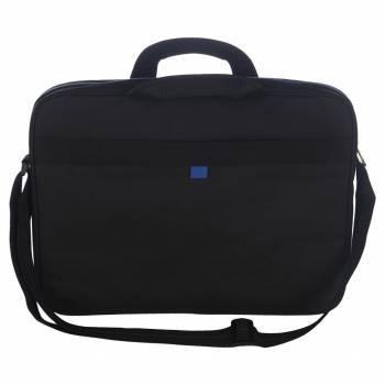 Сумка для ноутбука Targus TBT259EU черный, нейлон, рекомендуемая диагональ 15.6, не съемный ремень, карманов внешних: 1шт, карманов внутренних: 1шт
