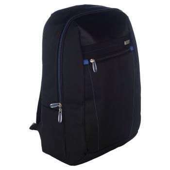 Рюкзак для ноутбука Targus TBB571EU черный, нейлон, рекомендуемая диагональ 15.6, карманов внешних: 2шт