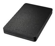 Внешний жесткий диск 1Tb Toshiba HDTH310EK3AA Canvio Alu черный USB 3.0