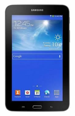"""Планшет 7"""" Samsung Galaxy Tab 3 Lite SM-T116 8ГБ черный (SM-T116NYKASER)"""