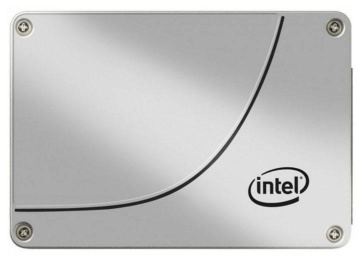 Накопитель SSD 480Gb Intel S3610 Series SSDSC2BX480G401 SATA III - фото 1