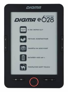 ����������� ����� 6 Digma E628 ������