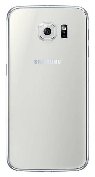 Смартфон Samsung Galaxy S6 SM-G920F 32ГБ белый - фото 2